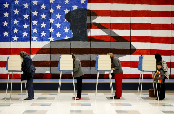 Voting in America. Shifting Tides.