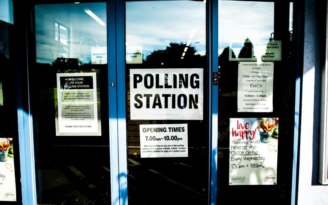 Ranked-Choice Voting might fix America's dysfunctional politics