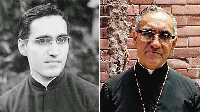 Vatican Canonizes Salvadoran Archbishop Oscar Romero, Who Was Killed by a U.S.-Backed Death Squad