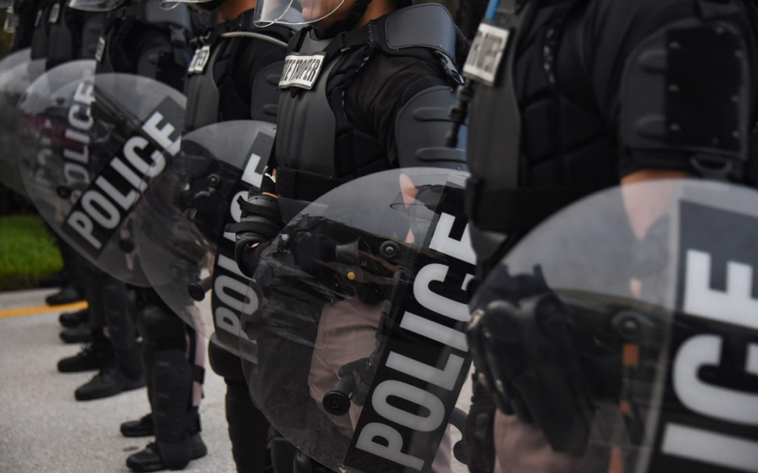 Defunding the Police Does Not Mean There Won't Be Any Police.